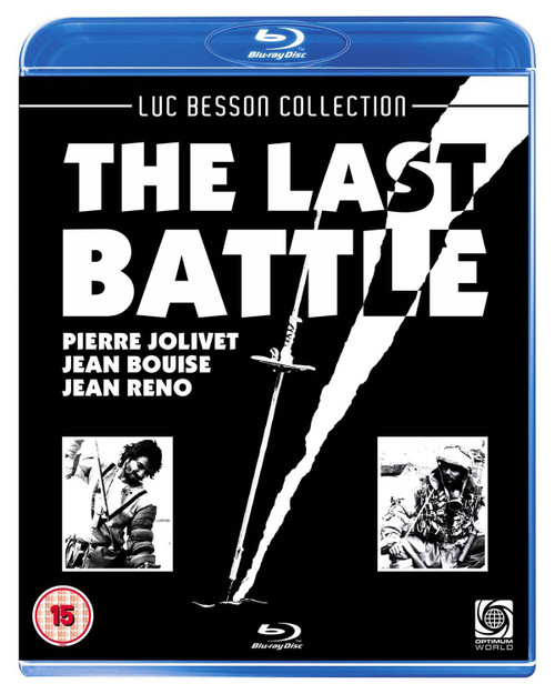 The Last Battle (region-B blu-ray)