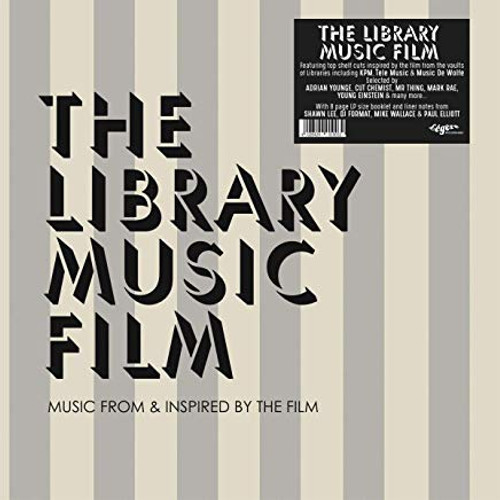 The Library Music Film (vinyl LP soundtrack)