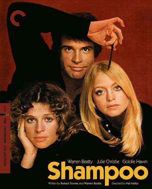 Shampoo (Criterion region-1 DVD)
