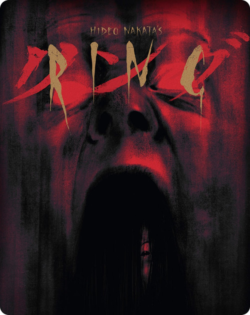Ring (region-B special edition steelbook blu-ray)