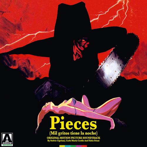 Pieces (original soundtrack vinyl LP)