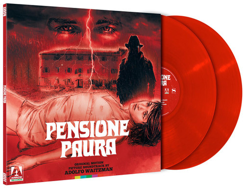 Pensione Paura (limited edition red vinyl 2LP)