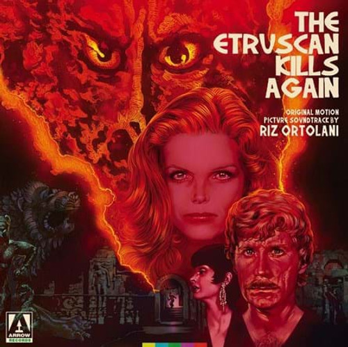 The Etruscan Kills Again (limited edition soundtrack vinyl LP)