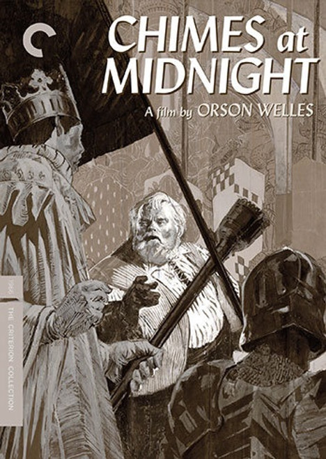 Chimes at Midnight (Criterion region 1 2DVD)