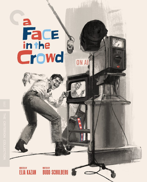 A Face in the Crowd (Criterion region-1 DVD)