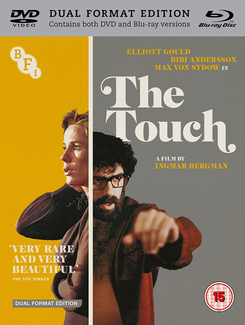 The Touch (region-B/2 blu-ray/DVD)