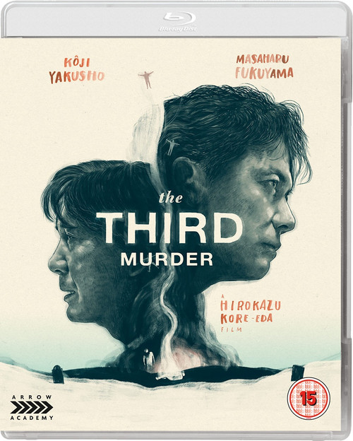The Third Murder (region-B Blu-ray)