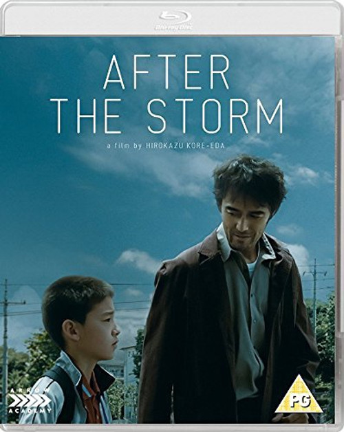 After The Storm (region-B blu-ray)