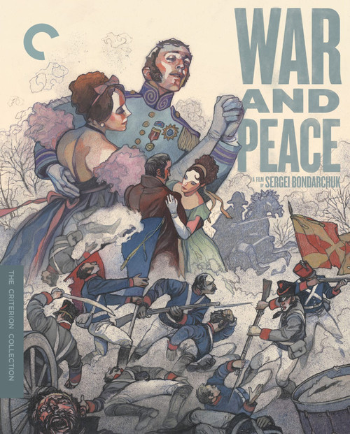 War and Peace (Criterion region-1 3DVD edition)
