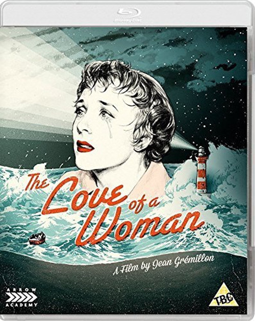 The Love of A Woman (region-B/2 blu-ray/DVD)
