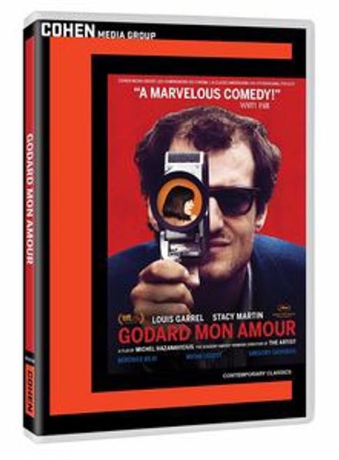 Godard Mon Amour (region-1 DVD)