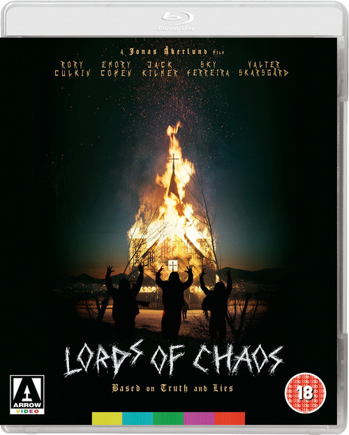 Lords of Chaos (region-B blu-ray)
