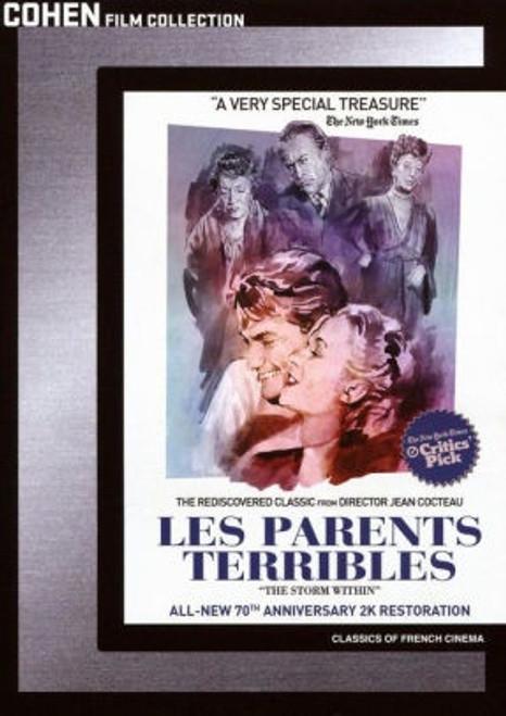 Les Parents Terribles (region-1 DVD)