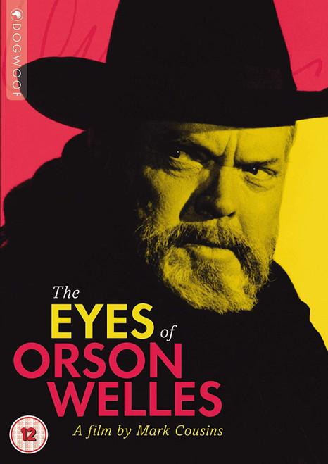 The Eyes of Orson Welles (region-2 DVD)