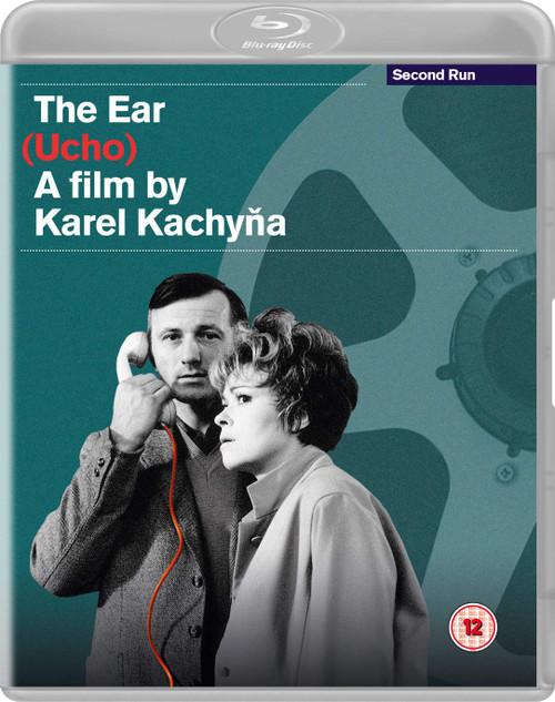 The Ear (region-free blu-ray)