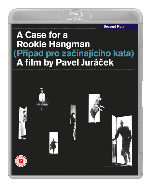 A Case for a Rookie Hangman (region-free Blu-ray)