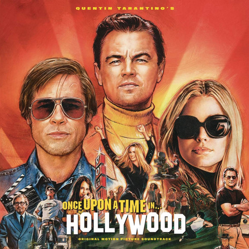 Once Upon a Time in Hollywood (original soundtrack CD)