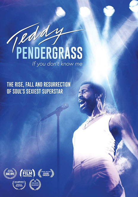 Teddy Pendergrass: If You Don't Know Me (region-1 DVD)
