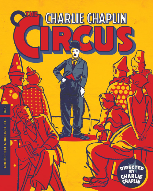 Circus (Criterion region-1 DVD)