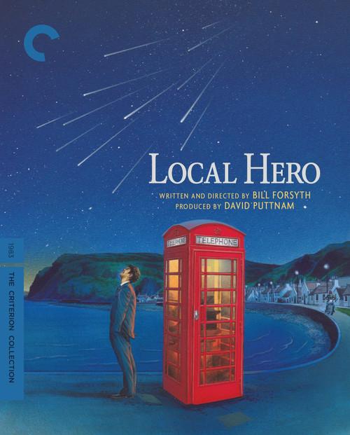 Local Hero (Criterion region-1 2DVD)