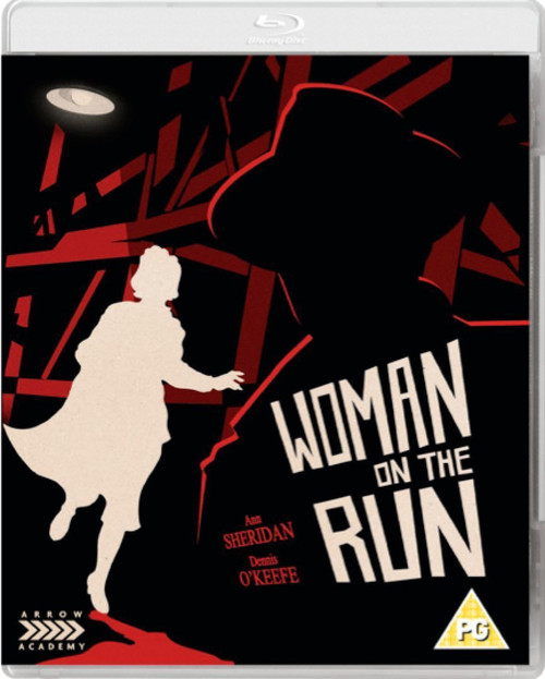 Woman On The Run (DVD / Blu-ray combo)