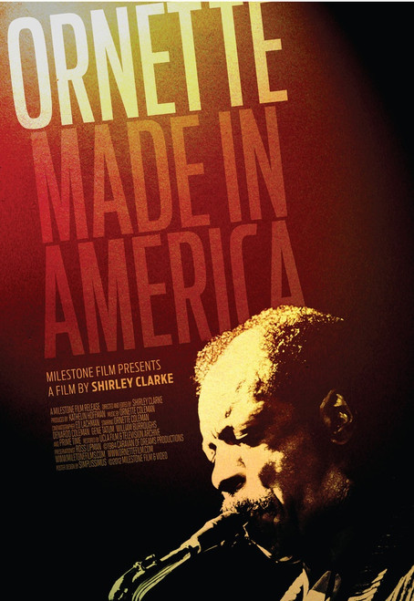 Ornette: Made In America (region free DVD)