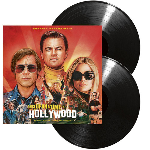 Once Upon a Time in...Hollywood (2LP vinyl edition)