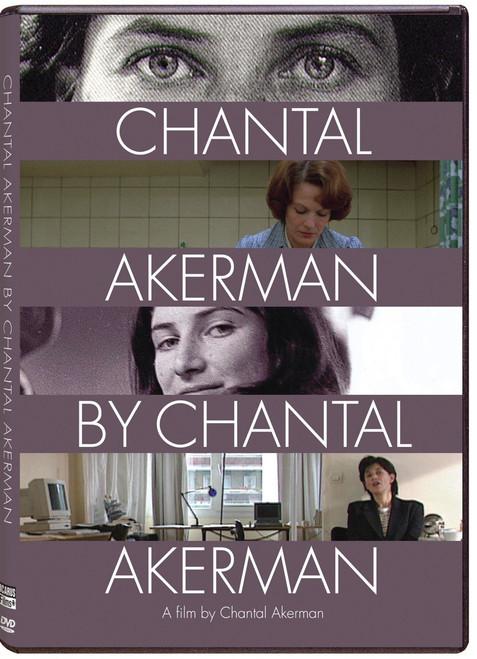Chantal Akerman by Chantal Akerman (region-free DVD)
