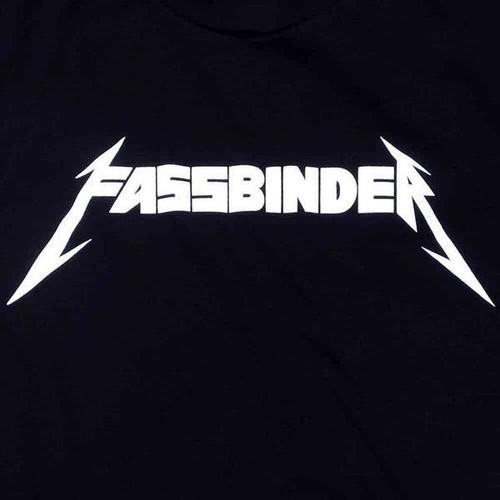 Fassbinder (Cinemetal t-shirt)