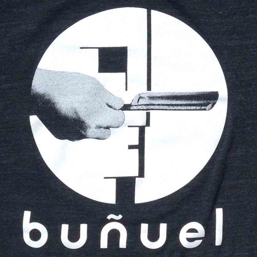 Bunuel-heather (cinemetal t-shirt)