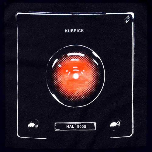 Kubrick (Cinemetal t-shirt)