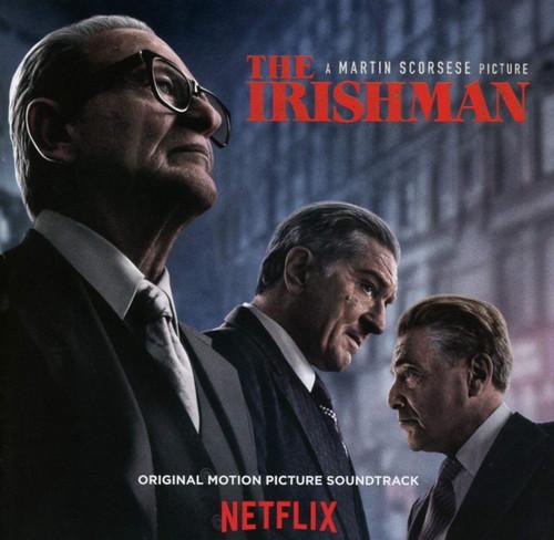 The Irishman (original soundtrack CD)