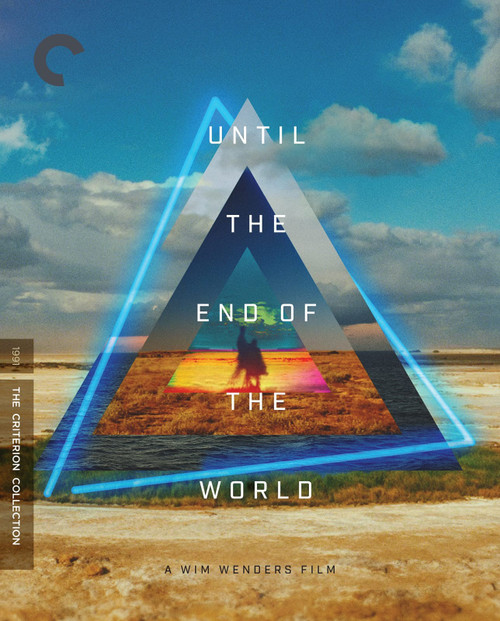 Until the End of the World (Criterion region-1 3DVD set)