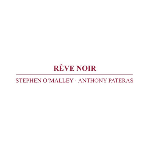 Reve Noir (CD w. booklet)