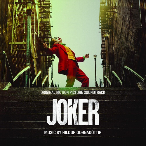 Joker (limited edition colour vinyl)
