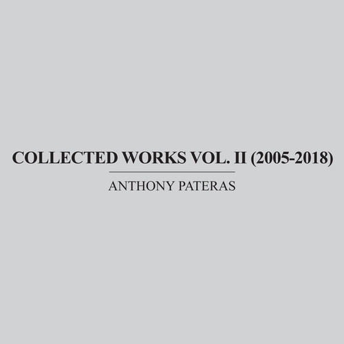 Collected Works Vol.II (2005-2018)