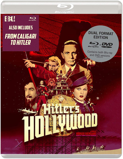 Hitler's Hollywood (region-B/2 Blu-ray/DVD combo pack)
