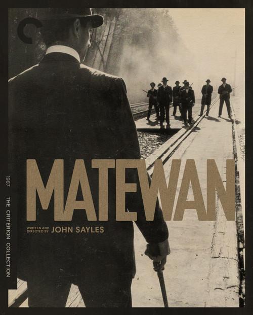 Matewan (Criterion region-1 2DVD)
