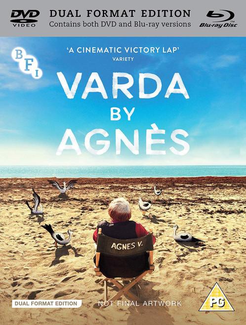 Varda by Agnes (region-B/2 blu-ray/DVD combo)