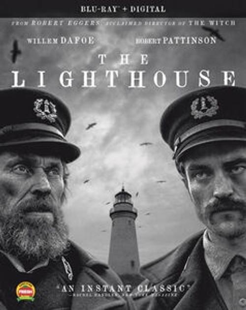 The Lighthouse (region-A Blu-ray)