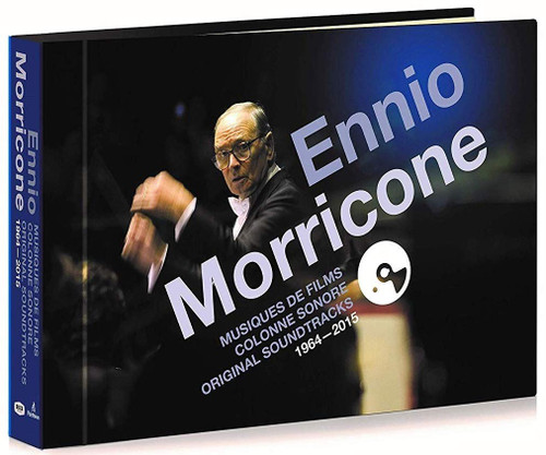 Ennio Morricone Original Soundtracks 1964-2015 (18CD box set)