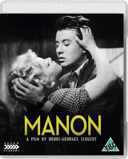 Manon (region-B blu-ray)