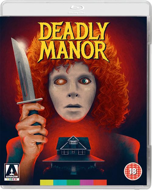Deadly Manor (region-free blu-ray)
