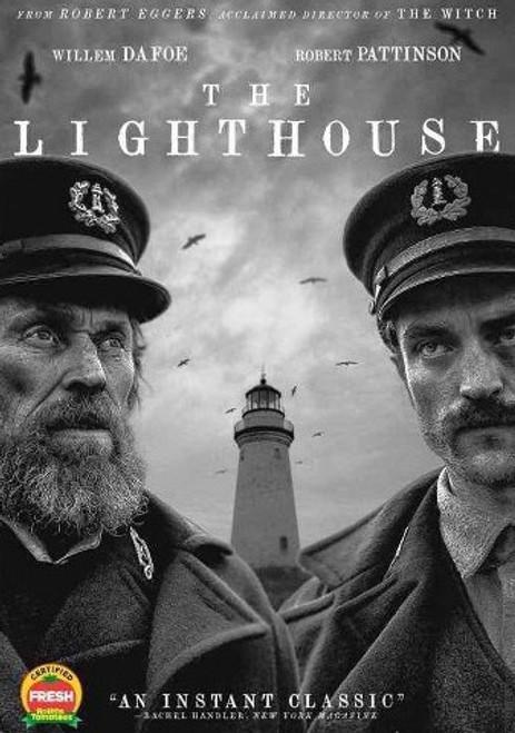 The Lighthouse (region-1 DVD)