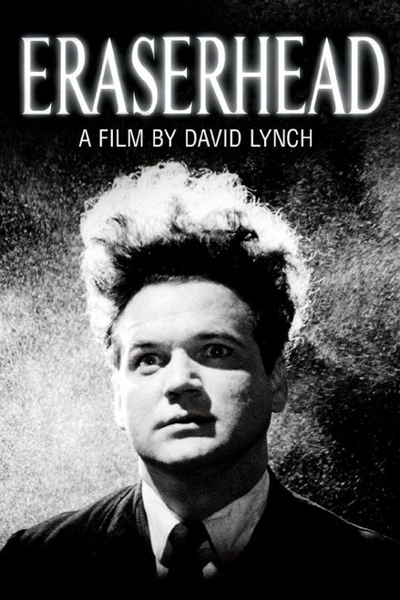 Eraserhead (Criterion movie poster)