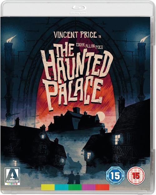 The Haunted Palace (region-B blu-ray)