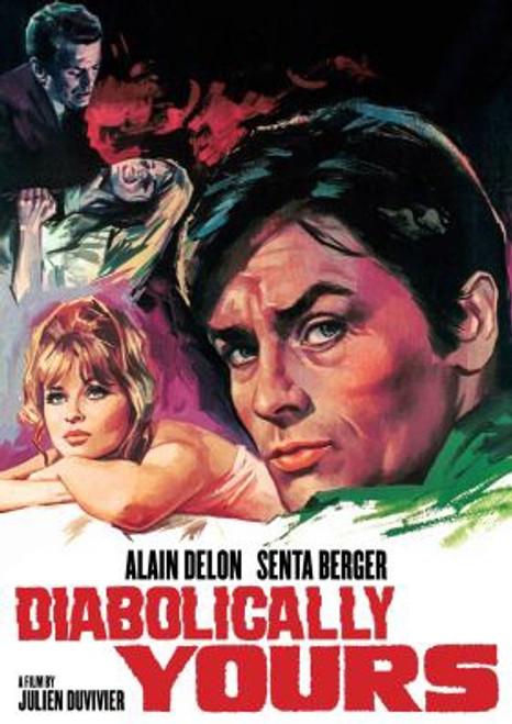 Diabolically Yours (region-1 DVD)