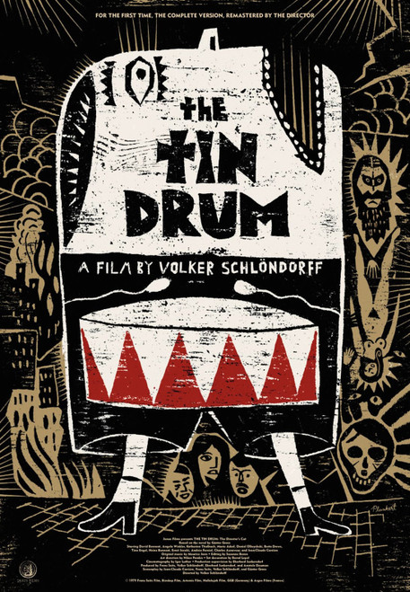 The Tin Drum (Criterion movie poster)