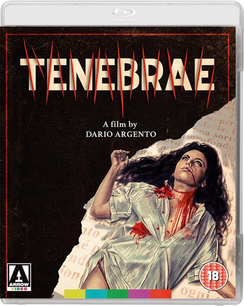 Tenebrae (region-B blu-ray)