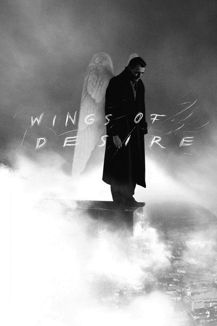 Wings of Desire (Criterion poster)